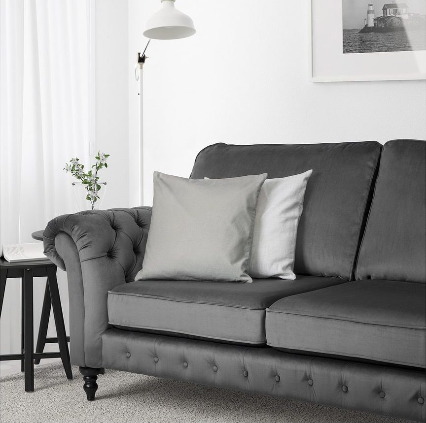 Using Grey In Your Home - Image From Ikea.com