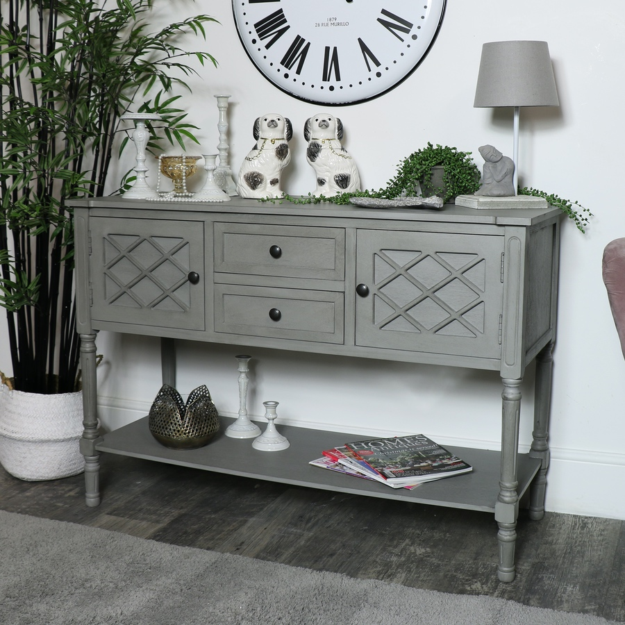 Using Grey In Your Home - Grey Furniture - Image From MelodyMaison.co.uk