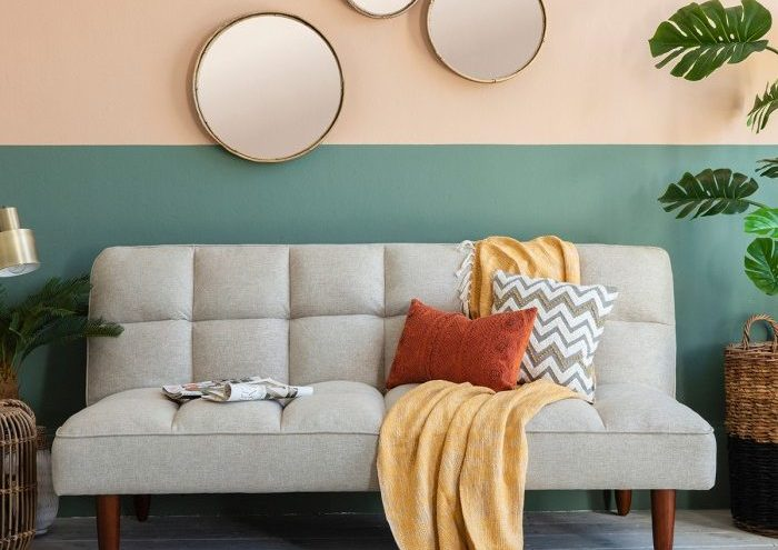 Interior Design Trends in 2019: 5 Awesome Ideas To Try - Multi Functional Furniture - Sofa Bed