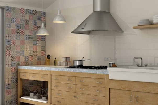 How To Use Wall Tiles To Create A Light And Airy Room