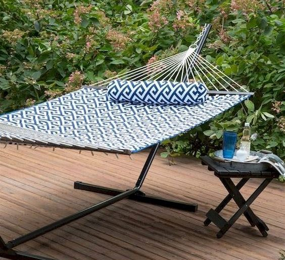 Summer Trends To Make Your Garden Stand Out - Garden Hammock.