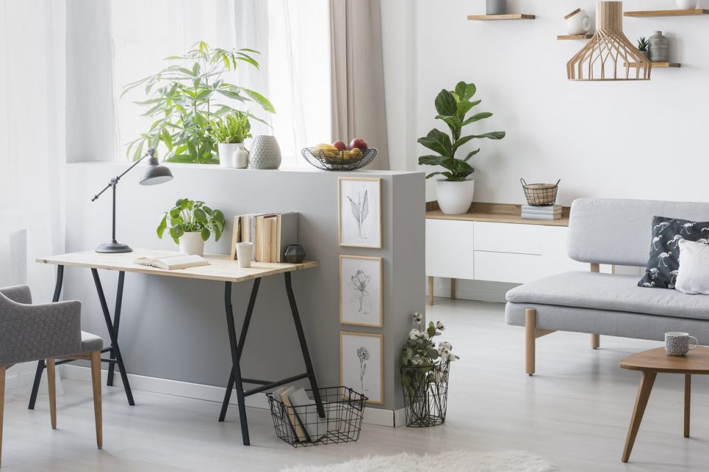 Lounge, Desk, lighing