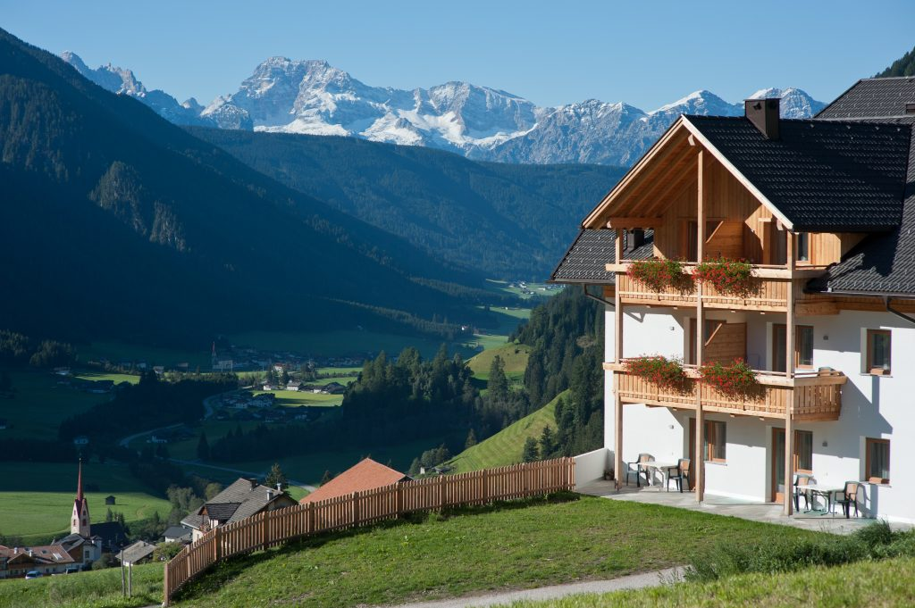 Naturehouse Holiday Home. Naturhäuschen in Gsies - Tirol, Italy