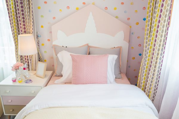 Unicorn Childs Headboard