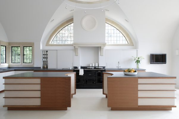 Bespoke wooden kitchen