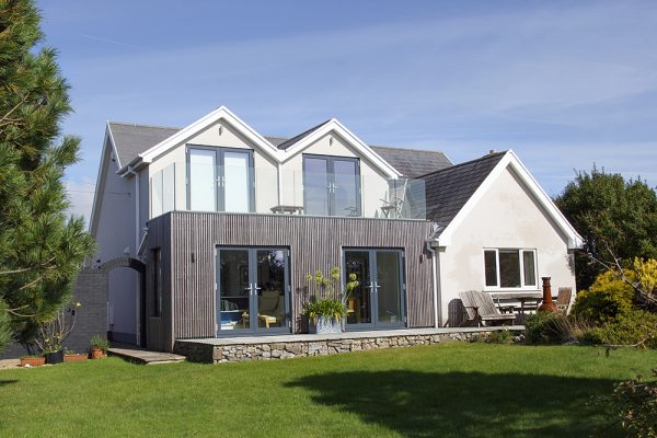Large Detached Self Build Home